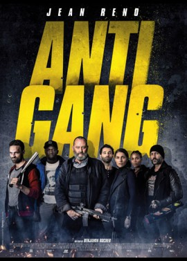 ANTIGANG movie poster