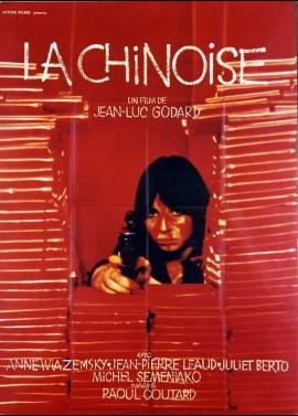 affiche du film CHINOISE (LA)