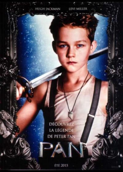 PAN movie poster