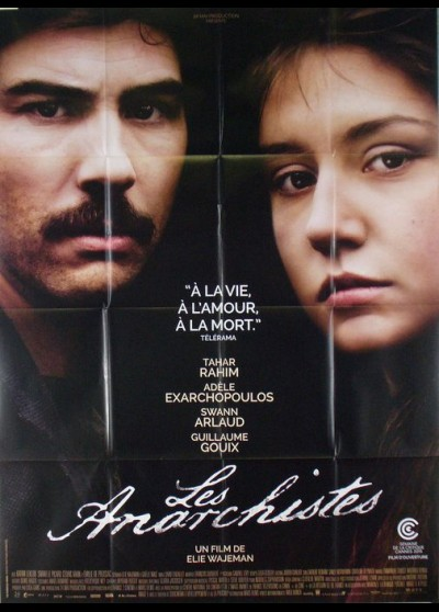 ANARCHISTES (LES) movie poster
