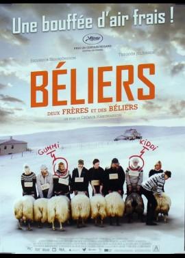 affiche du film BELIERS