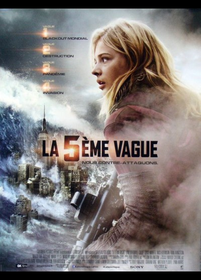 5TH WAVE (THE) movie poster