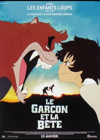 affiche du film GARCON ET LA BETE (LE)