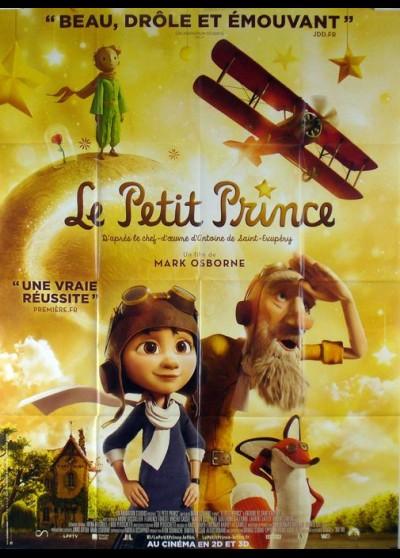 PETIT PRINCE (LE) movie poster