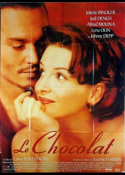 affiche du film CHOCOLAT (LE)