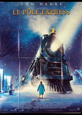 POLAR EXPRESS (THE) movie poster