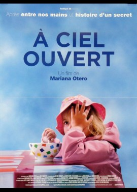 A CIEL OUVERT movie poster