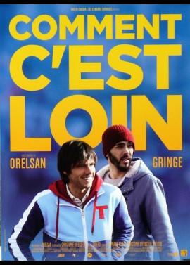 COMMENT C'EST LOIN movie poster