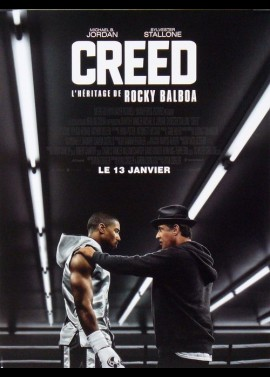 CREED movie poster