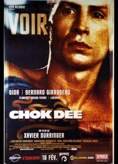 CHOK DEE movie poster