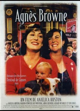 affiche du film AGNES BROWNE