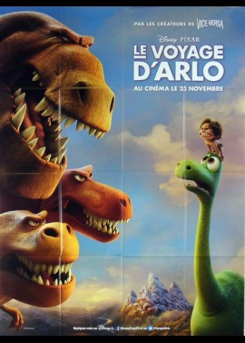affiche du film VOYAGE D'ARLO (LE)