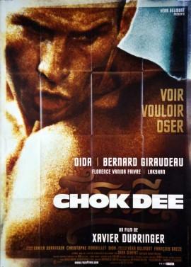 affiche du film CHOK DEE