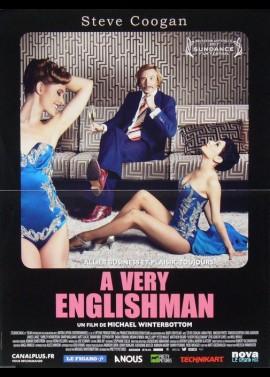 affiche du film A VERY ENGLISHMAN