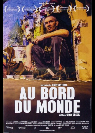 AU BORD DU MONDE movie poster