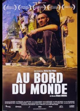 affiche du film AU BORD DU MONDE