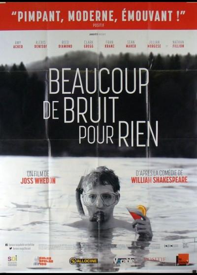 affiche du film BEAUCOUP DE BRUIT POUR RIEN