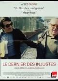 DERNIER DES INJUSTES (LE)