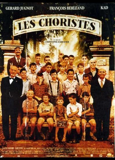affiche du film CHORISTES (LES)