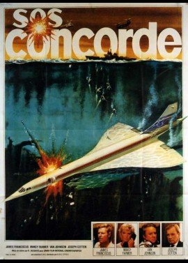 CONCORDE AFFAIR 79 movie poster