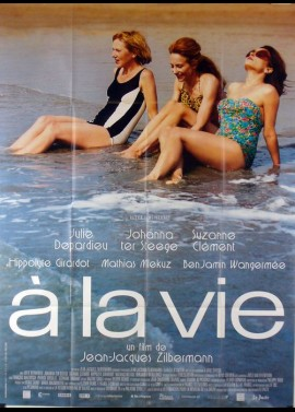 A LA VIE movie poster