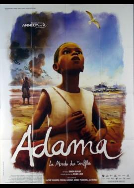 affiche du film ADAMA