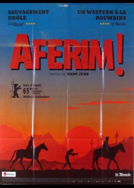 AFERIM movie poster