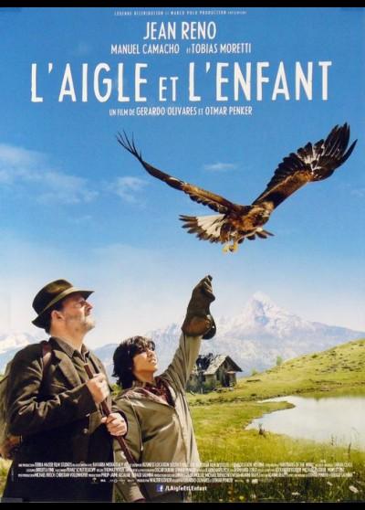 affiche du film AIGLE ET L'ENFANT (L')