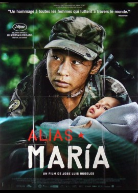 ALIAS MARIA movie poster