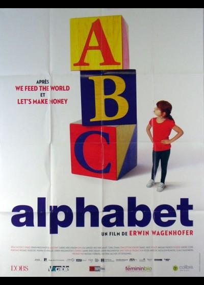 ALPHABET movie poster