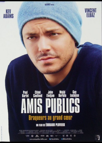 AMIS PUBLICS movie poster