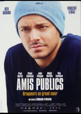AMIS PUBLICS movie poster