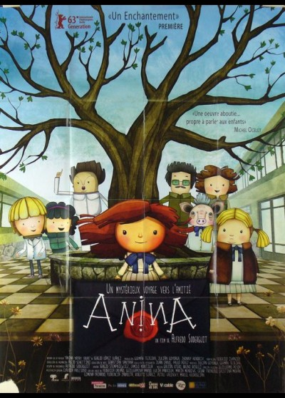 ANINA movie poster
