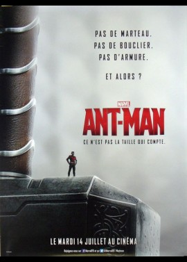 affiche du film ANT MAN