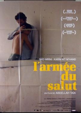 ARMEE DU SALUT (L') movie poster