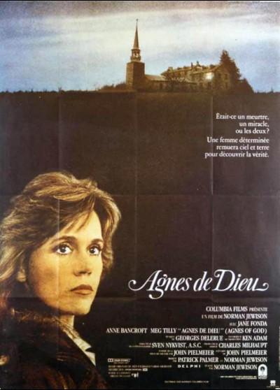 affiche du film AGNES DE DIEU