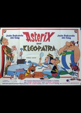 ASTERIX ET CLEOPATRE movie poster