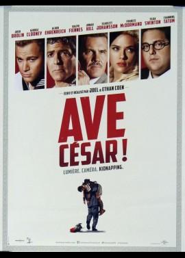 affiche du film AVE CESAR