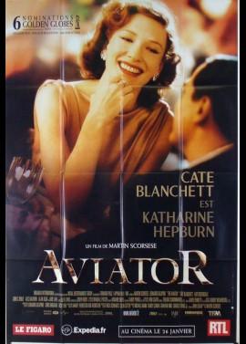 AVIATOR movie poster