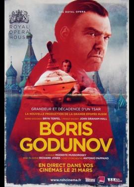 affiche du film BORIS GODUNOV
