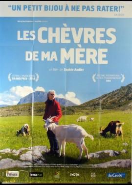 affiche du film CHEVRES DE MA MERE (LES)