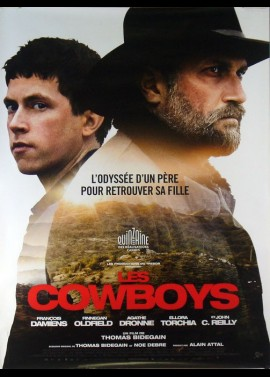 COWBOYS (LES) movie poster