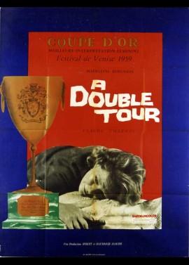 affiche du film A DOUBLE TOUR