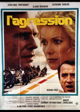 AGRESSION (L') movie poster