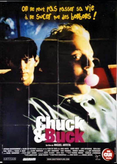 affiche du film CHUCK ET BUCK