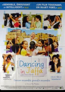affiche du film DANCING IN JAFFA