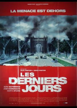 ULTIMOS DIAS (LOS) movie poster