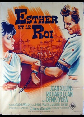 ESTHER AND THE KING movie poster