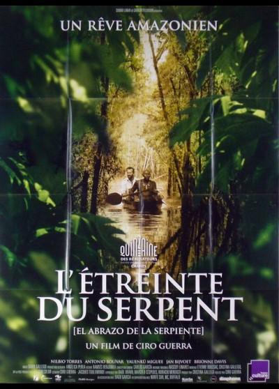 ABRAZO DE LA SERPIENTE (EL) movie poster