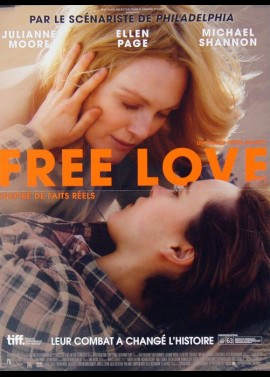 FREE LOVE movie poster